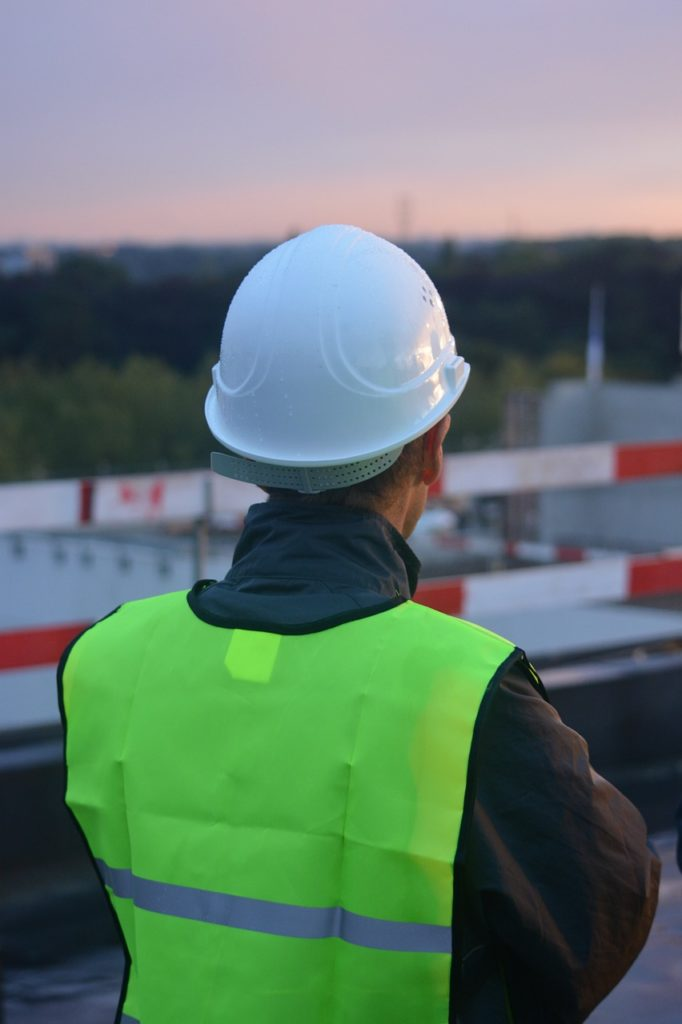 Abeco Group Construction Management Professional overseeing Construction Project